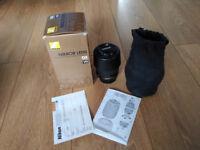 Nikon AF-S DX NIKKOR 55-200MM f4-5.6G ED VR II Zoom Lens swap Samsung mobile