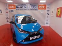 Toyota Aygo VVT-I X-CITE 2(£0.00 ROAD TAX) FREE MOT'S AS LONG AS YOU OWN THE CAR!! 2015