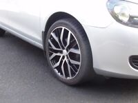 VW Golf rims Santiago