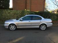 2002 Jaguar X-Type 2,5 litre Automatic 5dr FSH 2 owners