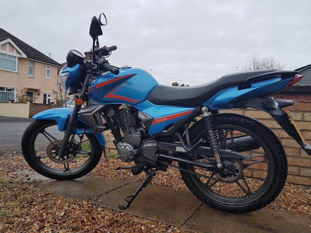 Keeway RK 125 Motorbike Motorcycle Heated Grips Low