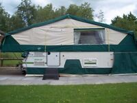CONWAY OR PENNINE FOLDING CAMPER / TRAILER TENT WANTED