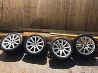 "20"" Audi wheels"