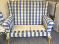 Two seater Parker Knoll Settee