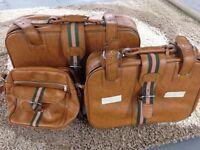 Funky Retro Luggage
