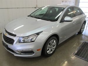 2016 Chevrolet Cruze LT, Bluetooth, USB Port, 16 Steel Wheels