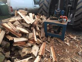 LOGS £4 a bag, can also arrange bulk bags and tipper loads
