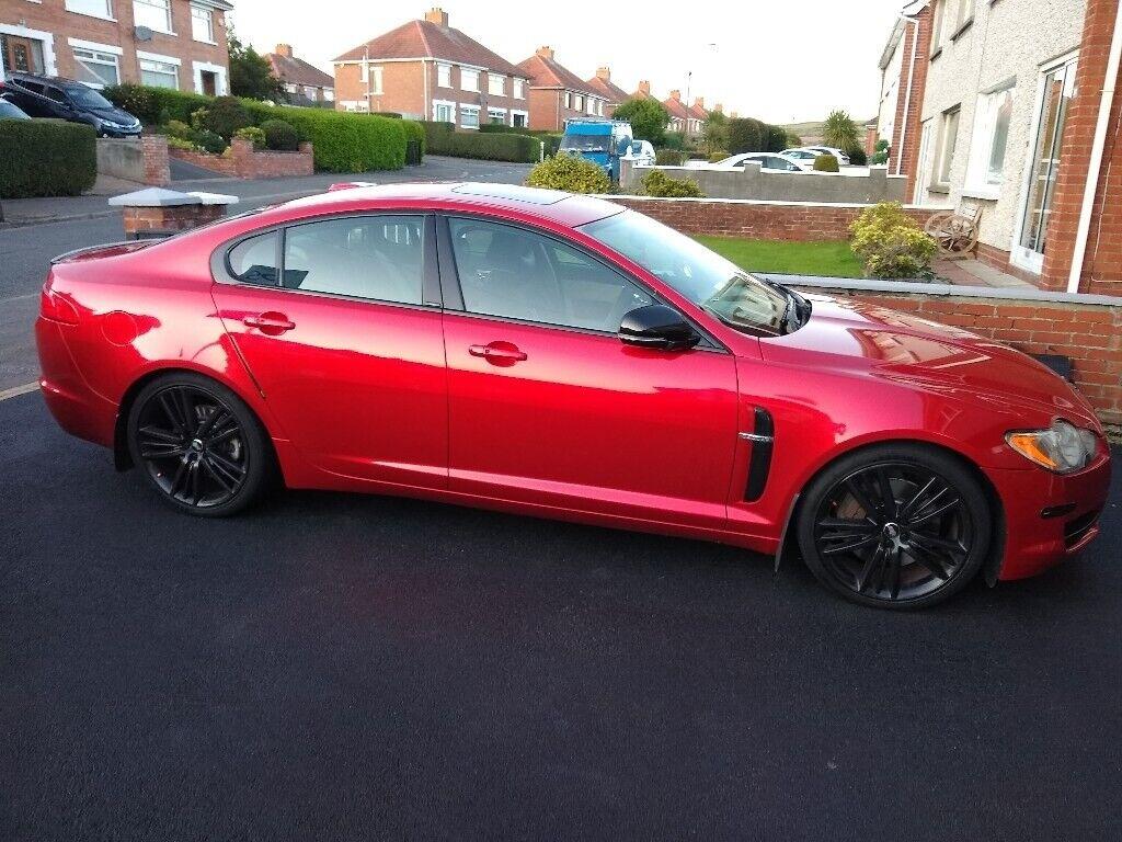 Jaguar, XF S, Saloon, 2009, Other, 2993 (cc), 4 doors   in ...
