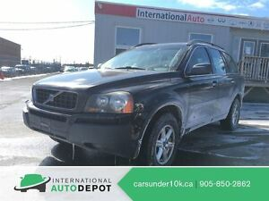 2004 Volvo XC90 2.5T | 7 PASS | LEATHER | 2 SETS OF TIRES