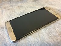 Samsung Galaxy S7 Edge (SM-G935F) 32GB UNLOCKED. Perfect Working Order