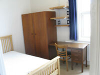 Short term furnished double room in Horfield, BS7 £450 pcm incl. 17th June to end July/mid August