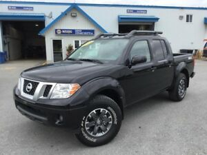 2018 Nissan Frontier PRO-4X/ CUIR/ TOIT/ MAGS