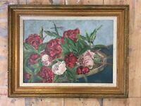 Lovely Flower Painting