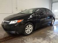2012 Honda Civic A/C