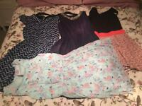 Girls dress bundle age 12/13