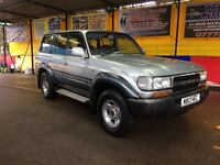 Toyota Land Cruiser Manuel 4.2 turbo diesel