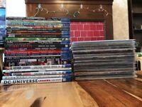 Superman and Justice League comic bundle