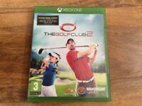 Xbox One Game The Golf Club 2