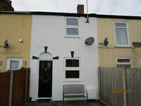 Two bed house with garden Exmouth Rd Great Yarmouth. Pets considered. £480 pcm