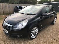 VAUXHALL CORSA 1.4 i 16v SXi HATCH 5DR 2009(58)* IDEAL FIRST CAR* CHEAP INSURANCE* EXCELLENT COND