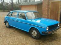 Austin Maxi 2 1980 1750L Pageant Blue