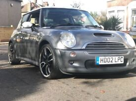 "Mini Cooper S ""JCW Alloys & Full Leathers and Panoramic Sunroof"" *QUICK SALE*"
