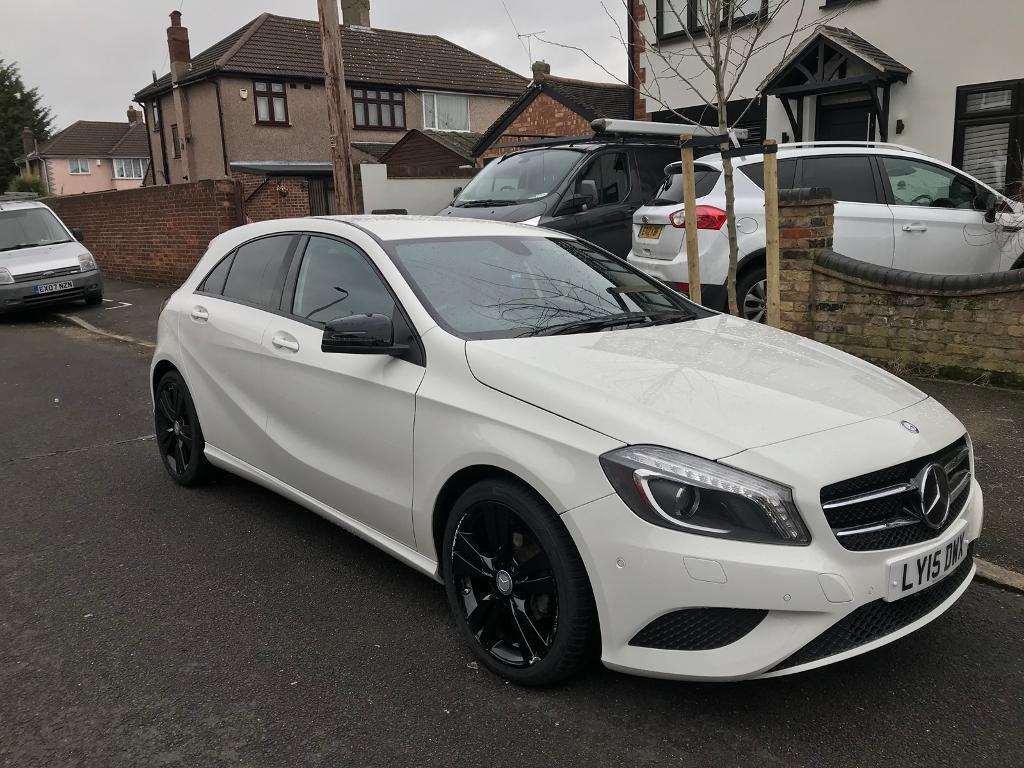 mercedes benz a180 cdi sport night package in hornchurch london gumtree. Black Bedroom Furniture Sets. Home Design Ideas