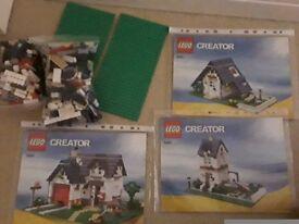 Lego Creator 3 in 1 House Set