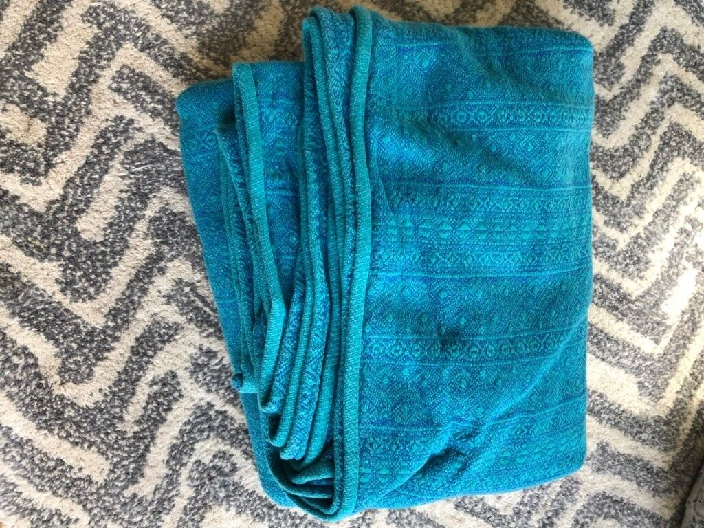 Didymos Baby Wrap Sling Prima Emerald Size 4 In Bristol City