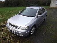 Vauxhall Astra 1.6 i 16v LS 5dr