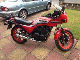 Kawasaki GPZ550 A3 10months MOT