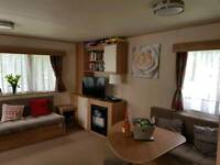 3 bed caravan to let 4th August 7 days £550