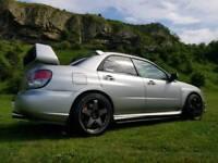 Subaru Impreza WRX STI Forged Engine 360bhp