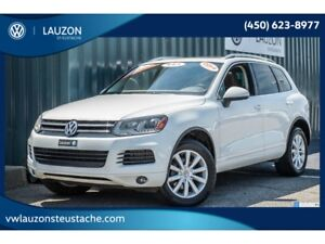 2013 Volkswagen Touareg TDI HIGHLINE+4Motion