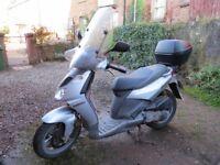 Aprellia sport city 250cc -- £600