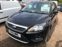 FORD FOCUS TITANIUM 100 2010 1.6 PETROL 94000 MILES 1 YEARS MOT 3 MONTHS WARRANTY