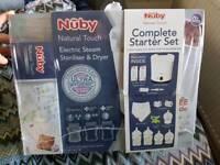 New born sterilizing kit