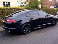 Jaguar XF 3.0 TD V6 Luxury 4dr * High Spec * Spares or Repair *