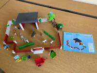 Playmobil animal / vets set