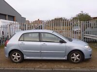 2004 Toyota Corolla D-4D T3 5dr★★★DIESEL★★★AIR CONDITIONING★★★FACE-LIFT NEW SHAPE★★★