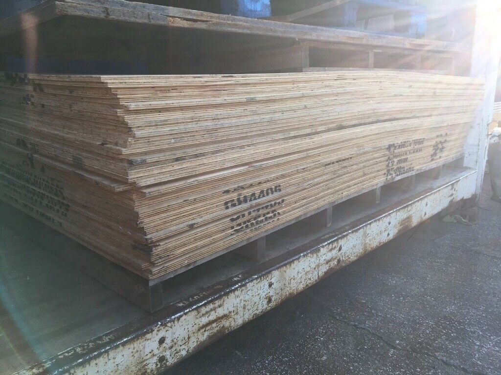 PLYWOOD SHEETS, RECLAIMED PLYWOOD, 8x4 PLYWOOD SHEETS