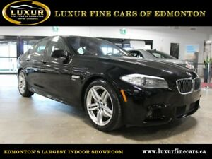 2012 BMW 5 Series M 550i xDrive |M PKG|