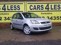 2007 FORD FIESTA ZETEC CLIMATE 1.2 PETROL 92K MILES FULL SERVICE SUPERB CONDITION 3 MONTHS WARRANTY