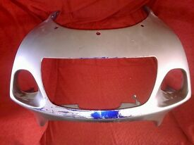 gsxr srad 600 750 front fairing\ nosecone ( please read ad for condition )