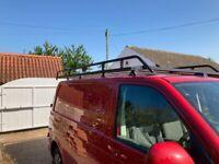 Rhino roof rack for VW Transporter 2015 onwards