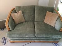 2 seater settee good condition pick up only Free because this is to good to throw away