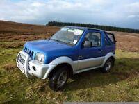 Sukuki Jimny Jeep For Sale - excellent condition