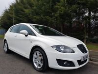 OCTOBER 2011 Seat Leon 1.6 TDI Ecomotive CR S Copa FULL SERVICE HISTORY JUST SERVICED LOVELY EXAMPLE