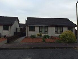 1 Bedroom Semi-Detached Bungalow, Leafield, Stranraer.