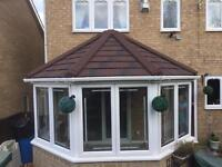 Conservatory roof conversion from only £4500